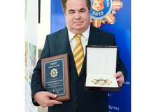 "General director of ""ISC"" CJSC becomes the Leader of the Year"