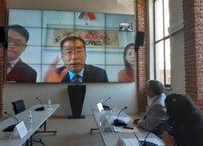 Video Conference Rostov-Beijing-Tselina