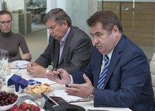 Совещание о неотложных мерах по ускорению реализации инвестиционного проекта строительства Первого Донского Сахарного Завода