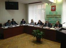 Заседание рабочей группы минсельхозпрода Ростовской области по сопровождению  инвестиционного проекта строительства Первого Донского Сахарного Завода