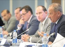 Vasily Golubev: Cooperation with Vnesheconombank allows integrated development of major investment projects in Rostov Region